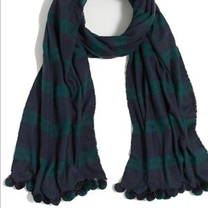 J.Crew Flannel Scarf